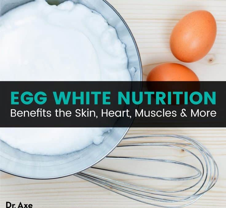 Egg White Nutrition Benefits the Skin, Heart, Muscles & More