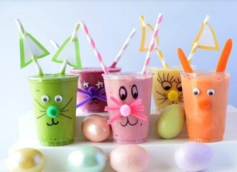 No Yolking's™ Five Fun Protein Smoothies