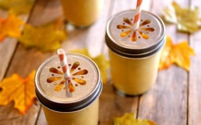 Pumpkin Spice Smoothie