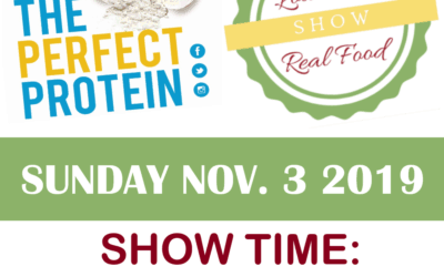 Low Carb, Real Food Show