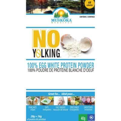 Product Photo: No Yolking™ 40g Sample Size