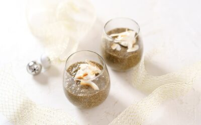 Chai Latte Chia Pudding