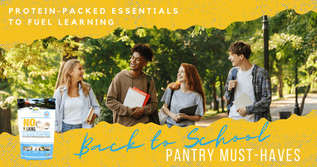 Build a Protein-Packed Pantry for Students