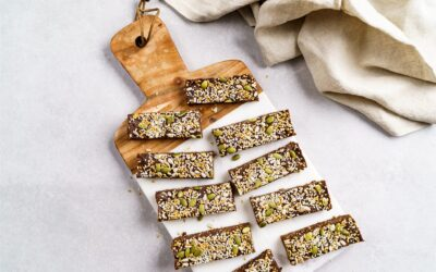 4-Seed Protein Bars